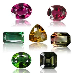 October Birthstones: Opal and Pink Tourmaline - Apples of Gold Jewelry